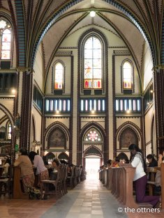 St. Mary's Cathedral, Yangon